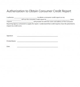 generic-authorization-to-obtain-consumer-credit-report